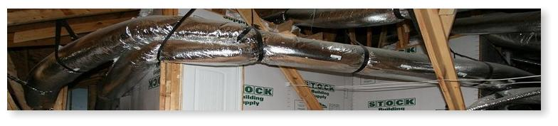 Home Energy Rating Service - HERS Duct Testing - duct test